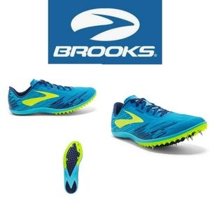 Brooks Womens Mach 18 Propel Me Size 10.5M